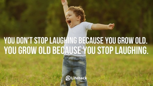 you-grow-old-because-you-stop-laughing