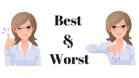 Best & Worst